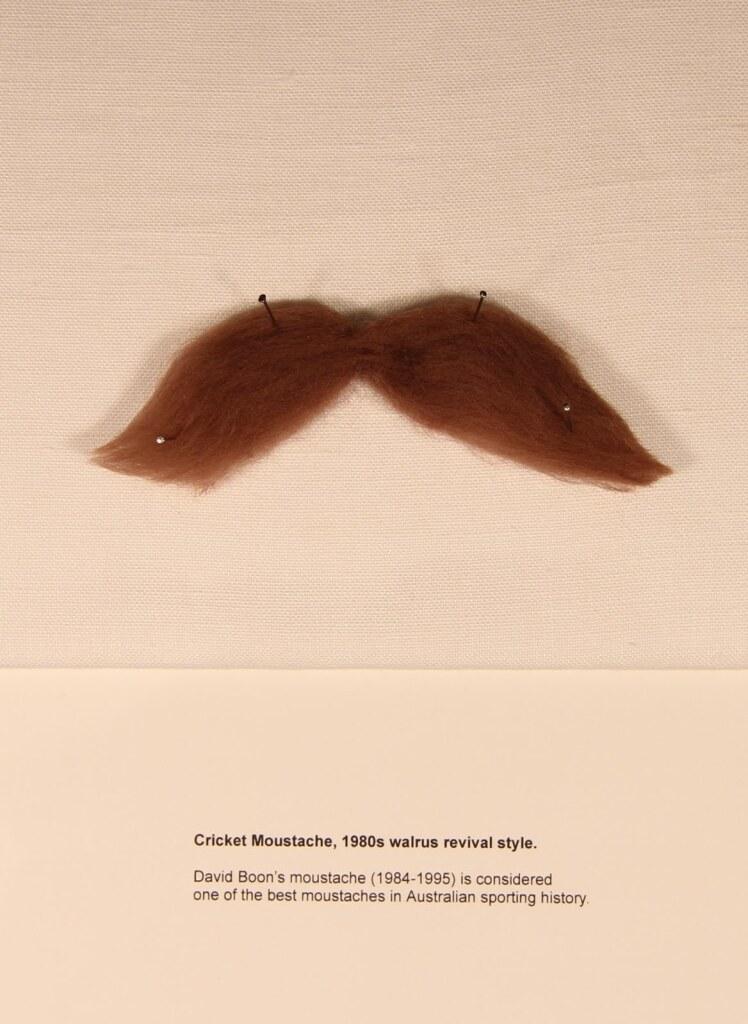 2 sports moustache